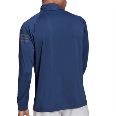 adidas Club Midlayer 1/4 Zip - Tech Indigo