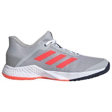 adidas Adizero Club Shoes Grey/Red