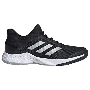 adidas Adizero Club Shoes Black/Silver
