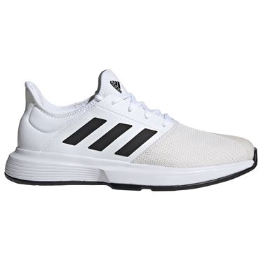 adidas Gamecourt Multicourt Tennis Shoes White/Black