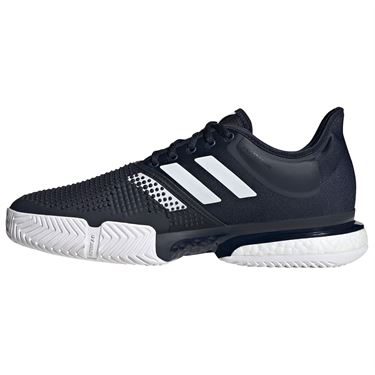 adidas Solecourt Shoes Navy/White