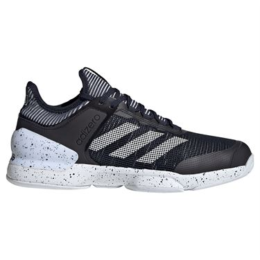 adidas Adizero Ubersonic 2 Mens Tennis Shoe Legend Ink/White FW0066