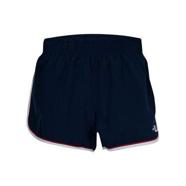 Fila Vintage Short - Navy/White/Red