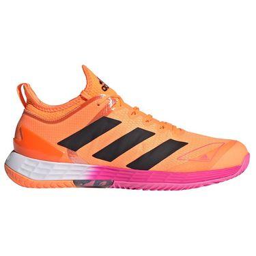 adidas Adizero Ubersonic 4 Mens Tennis Shoe Screaming Orange/Core Black/Screaming Pink FX1366