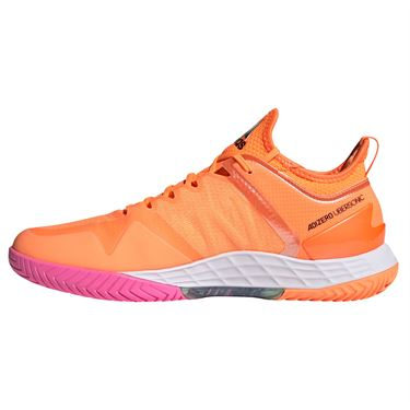 adidas Adizero Ubersonic 4 Mens Tennis Shoe Screaming Orange/Core Black/Screaming Pink FX1366