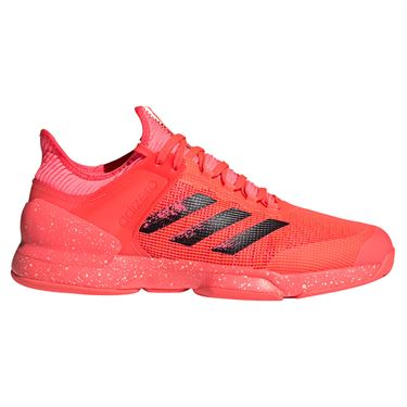 adidas Ubersonic 2 Tokyo Mens Tennis Shoe Signal Pink/Core Black/Copper FX1806