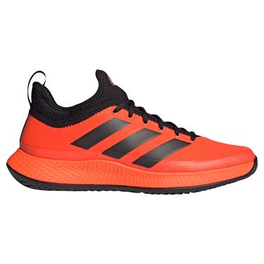 adidas Defiant Generation Multicourt Tennis Shoes Red/Black