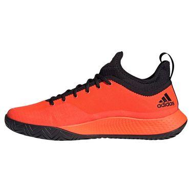 adidas Defiant Generation Multicourt Tennis Shoes Red/Black