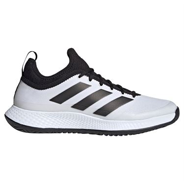 adidas Defiant Generation Multicourt Tennis Shoes White/Black
