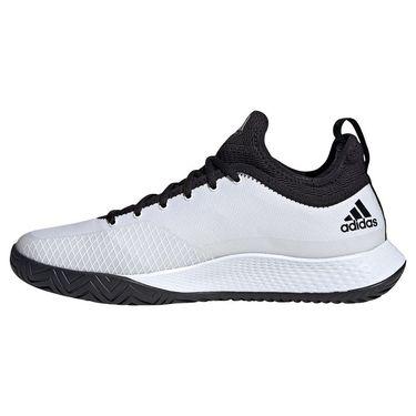 adidas Defiant Generation Multicourt Tennis Shoes White/Black