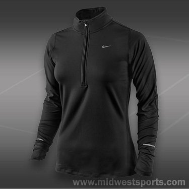 Nike Womens Element Half Zip Top