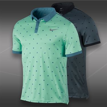 Nike Advantage Graphic Polo