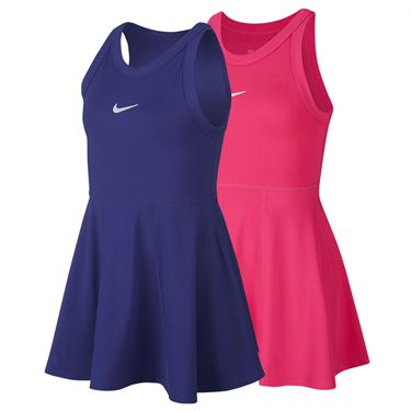 Nike Girls Court Dri Fit Dress