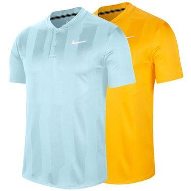 Nike Court Dry Polo Blade Print
