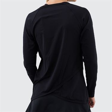 Bluefish Core Spirit Long Sleeve Top Womens Black G2090 BKû