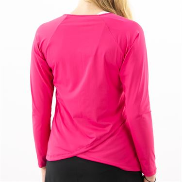 Bluefish Core Spirit Long Sleeve Top Womens New Racy G2090 RYû