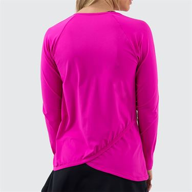 Bluefish Core Spirit Long Sleeve Top Womens Racy G2090 RYû