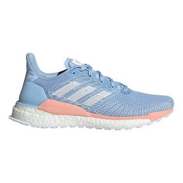 Adidas Solar Boost Womens Running Shoe Glow Blue/Blue Tint/Glow Pink G28034