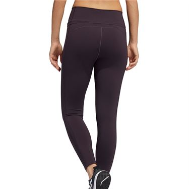 adidas Women's Believe This ⅞ Tights - Noble Purple