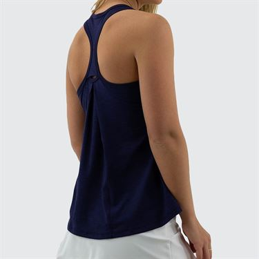Eleven Goddess Race Day Tank - Blue Nights