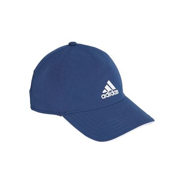 adidas Tennis 4AT Aeroready Hat - Indigo/White