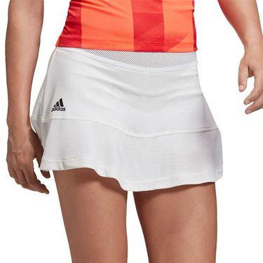 adidas Olympics 13 inch Skirt Womens White GE5143