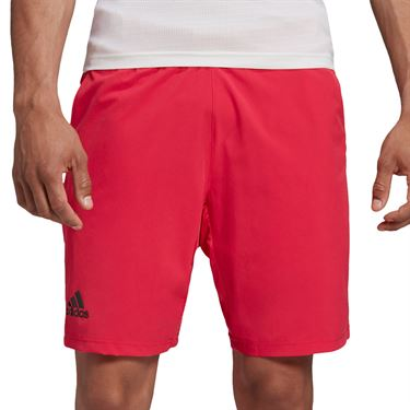 adidas 2n1 9 inch Short Mens Power Pink GG3741