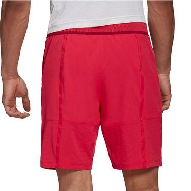 adidas 2n1 9 inch Short Mens Power Pink GG3741