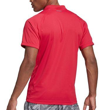 adidas Freelift Polo Shirt Mens Power Pink GG3749