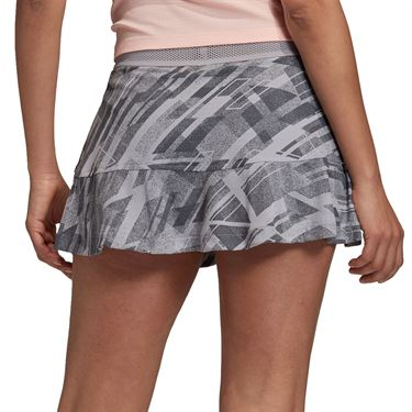 adidas Match 13 inch Skirt Womens Glory Grey GG3789