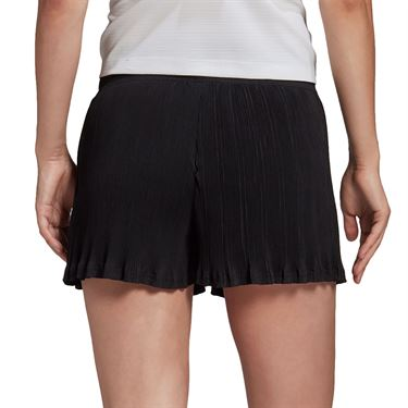 adidas Plisse 12 inch Short Womens Black GG3790