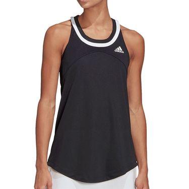 adidas Club Tank Womens Black/White GH7235