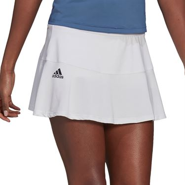 adidas Match Skirt Womens White/Black GH7552