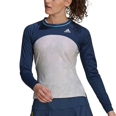 adidas Match Shrug Womens Crew Navy/Alumina GH7601