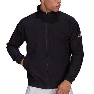 adidas Full Zip Jacket Mens Black GH7676