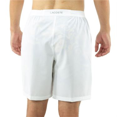 Lacoste Stretch Taffetas Short Mens White GH8107 001û