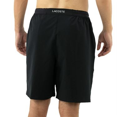 Lacoste Stretch Taffetas Short Mens Black GH8107 031û