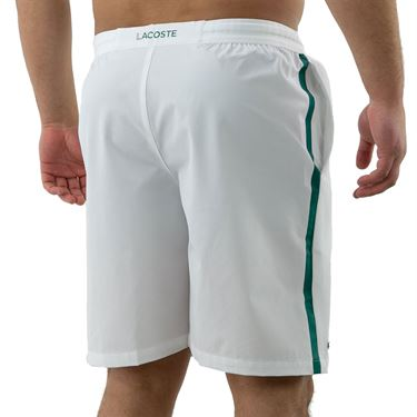 Lacoste Novak Djokovic Melbourne Short - White/Aloe