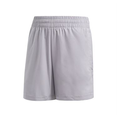 adidas Boys Club Shorts Glory Grey GJ0077