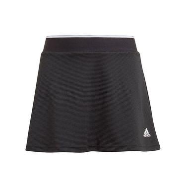 adidas Girls Club Skirt Black/White GK8170