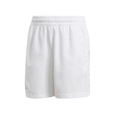 adidas Boys Club Short White/Black GK8174