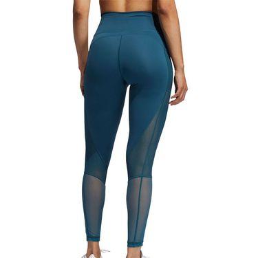 adidas Legging Womens Wild Teal/Black GL0595