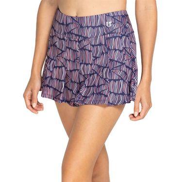 Eleven Glam Flutter 13 inch Skirt Womens Glam Print GL5056 966