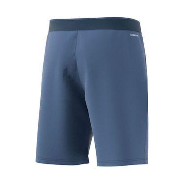 adidas Club 7 inch Short Mens Crew Blue/White GL5407