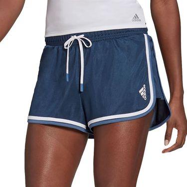 adidas Club Short Womens Crew Navy/White GL5464