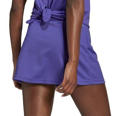 adidas Club Skirt Womens Purple/ White GL5470