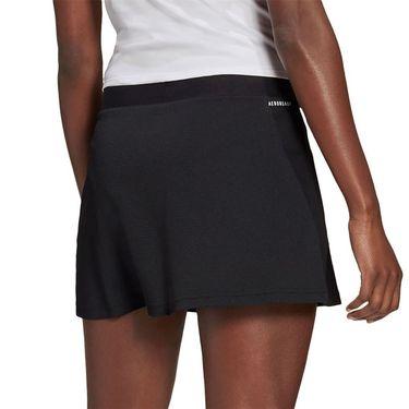 adidas Club Skirt Womens Black/White GL5480
