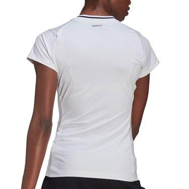adidas Freelift Top Womens White/Black GL6207