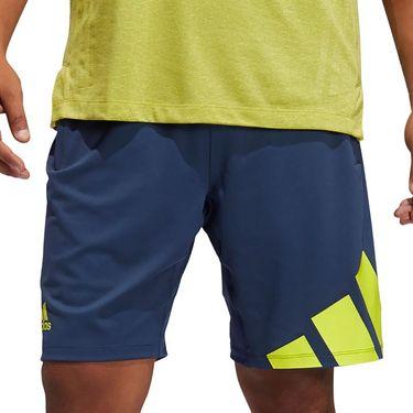 adidas Logo Short Mens Crew Navy GL8970