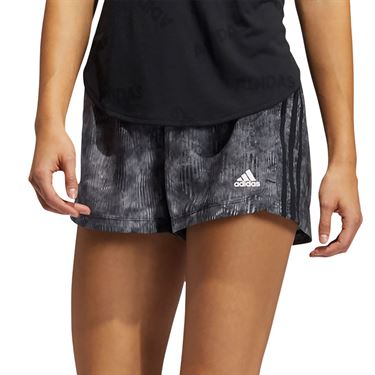 adidas Flower Short Womens Black/Multi Print GM2861